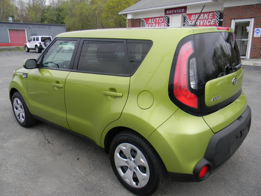 2014 Kia Soul 5dr Wgn Auto Base, available for sale in Southborough, Massachusetts | M&M Vehicles Inc dba Central Motors. Southborough, Massachusetts