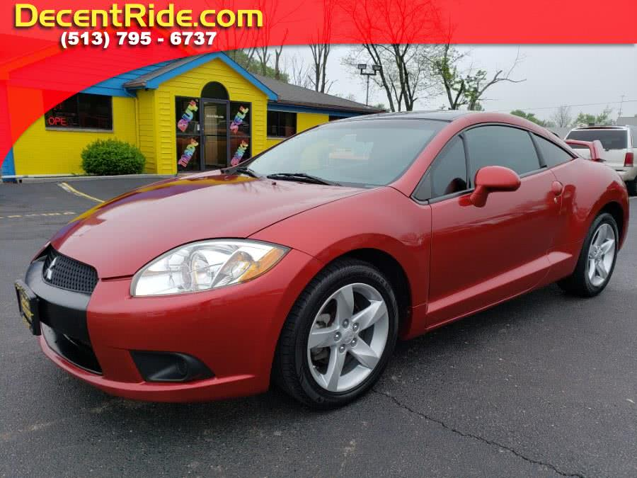 2011 Mitsubishi Eclipse 3dr Cpe Auto GS Sport, available for sale in West Chester, Ohio | Decent Ride.com. West Chester, Ohio
