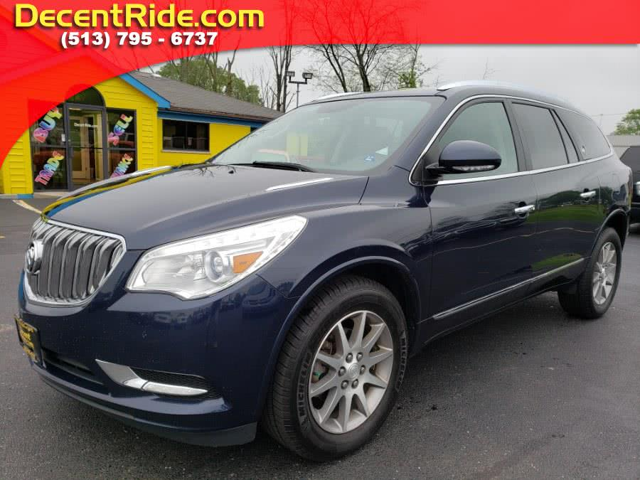 Used 2015 Buick Enclave in West Chester, Ohio | Decent Ride.com. West Chester, Ohio