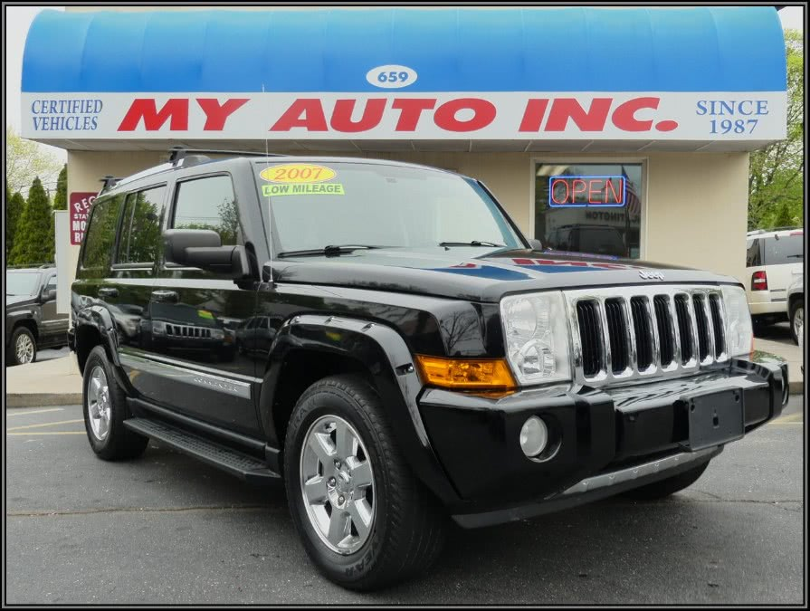 Used 2007 Jeep Commander in Huntington Station, New York | My Auto Inc.. Huntington Station, New York