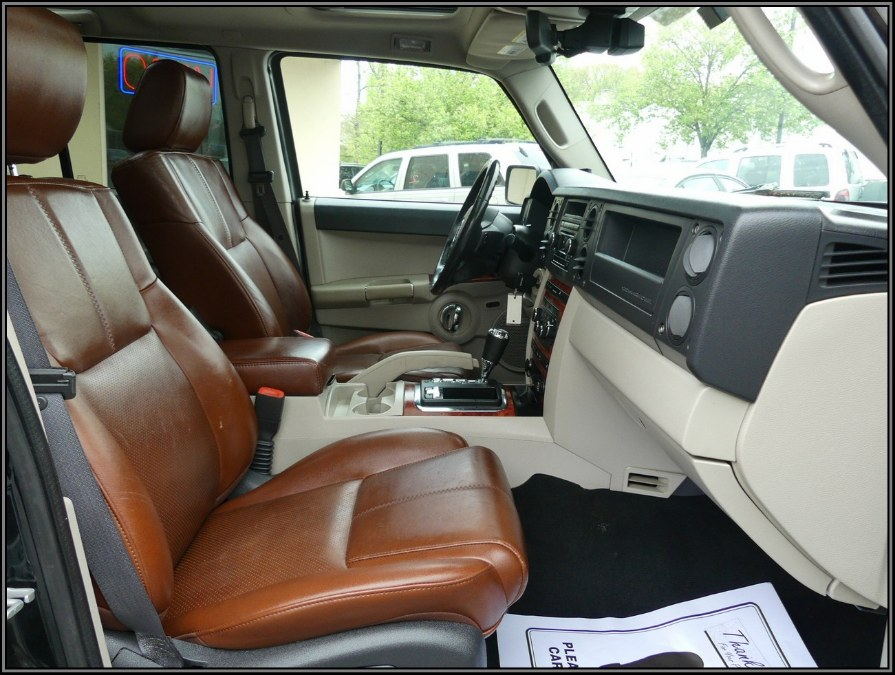 2007 Jeep Commander 4WD 4dr Limited, available for sale in Huntington Station, New York | My Auto Inc.. Huntington Station, New York