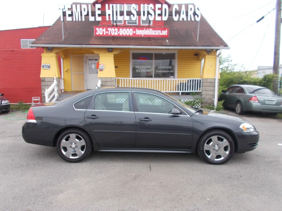 2012 Chevrolet Impala 4dr Sdn LT Fleet, available for sale in Temple Hills, MD