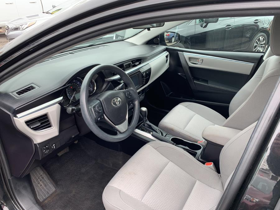 2015 Toyota Corolla 4dr Sdn CVT LE Premium (Natl), available for sale in West Hartford, Connecticut | Auto Store. West Hartford, Connecticut