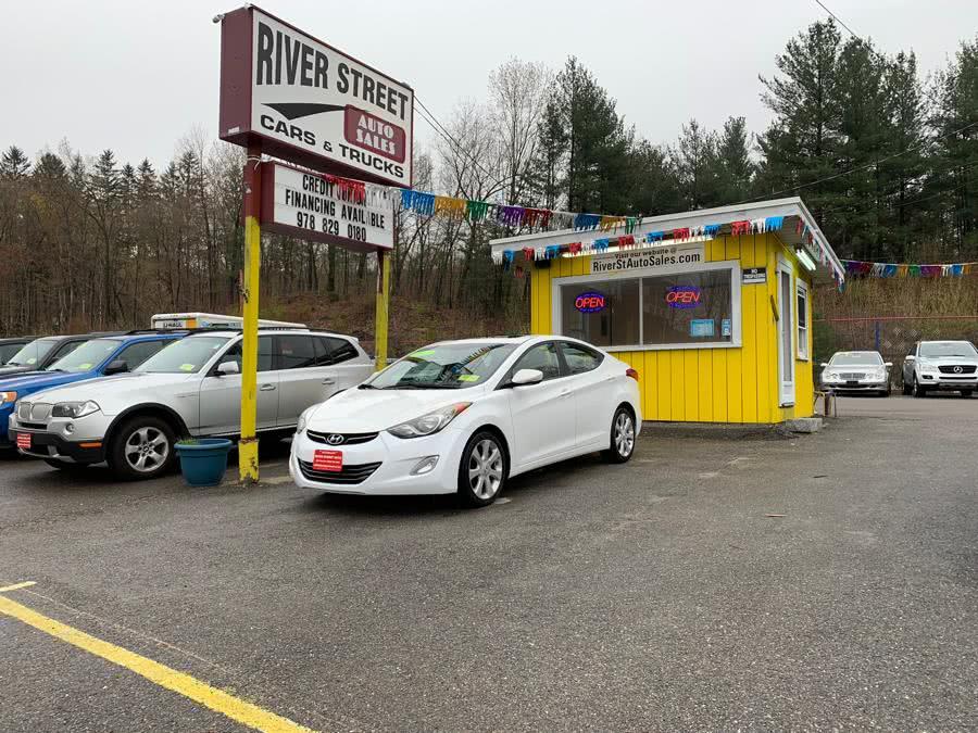 Used 2011 Hyundai Elantra in Fitchburg, Massachusetts | River Street Auto Sales. Fitchburg, Massachusetts