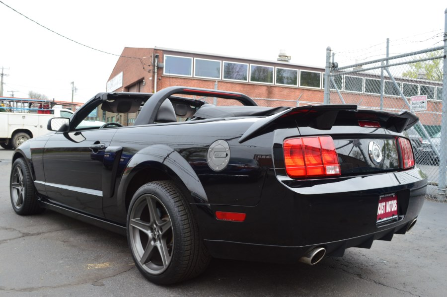 2007 Ford Mustang 2dr Conv GT Deluxe, available for sale in Hartford, Connecticut   Locust Motors LLC. Hartford, Connecticut