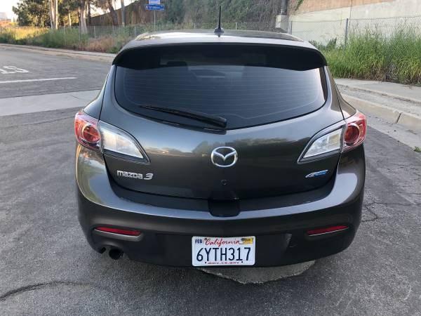 Used Mazda Mazda3 5dr HB Auto i Grand Touring 2012   Carmir. Orange, California