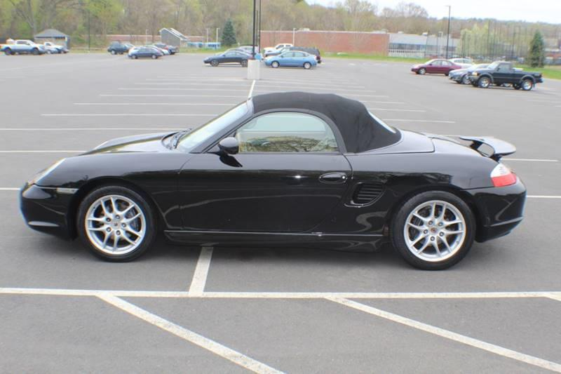 2003 Porsche Boxster Base 2dr Convertible, available for sale in Waterbury, Connecticut | Sphinx Motorcars. Waterbury, Connecticut