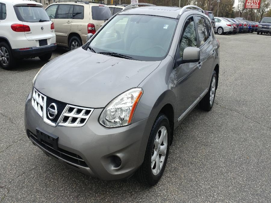 2011 Nissan Rogue AWD 4dr SV, available for sale in Chicopee, Massachusetts | Matts Auto Mall LLC. Chicopee, Massachusetts