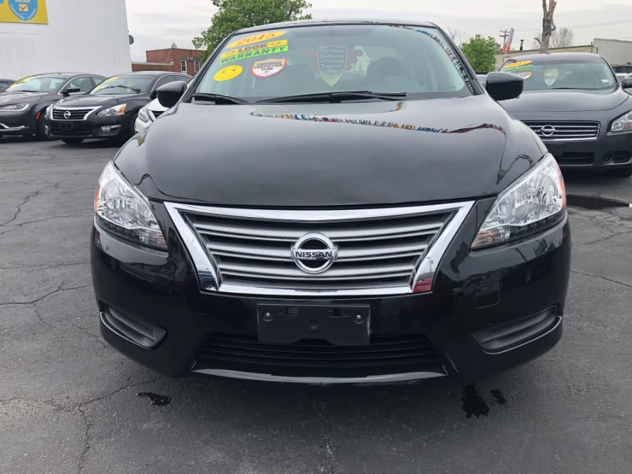 Used 2015 Nissan Sentra in Bridgeport, Connecticut | Affordable Motors Inc. Bridgeport, Connecticut