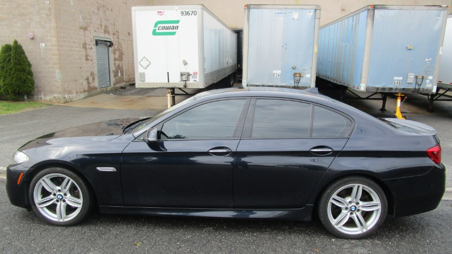 2014 BMW 5 Series 4dr Sdn 535i, available for sale in Hicksville, New York   H & H Auto Sales. Hicksville, New York