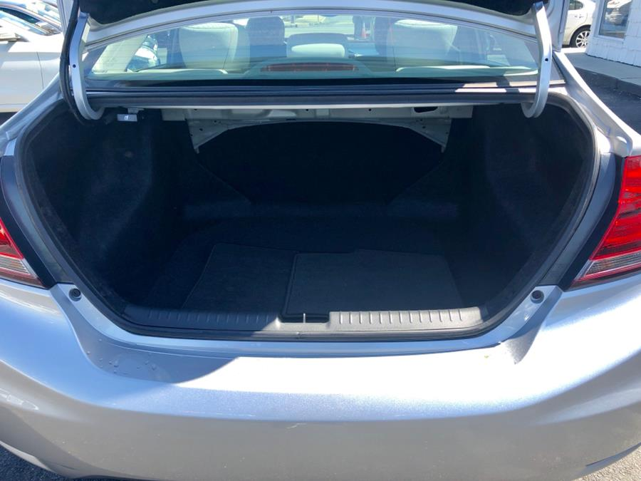 2015 Honda Civic Sedan 4dr CVT LX, available for sale in Lindenhurst, New York | Rite Cars, Inc. Lindenhurst, New York