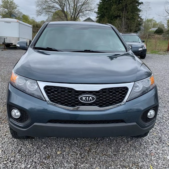 2011 Kia Sorento AWD 4dr I4 EX, available for sale in Brooklyn, New York | Top Line Auto Inc.. Brooklyn, New York