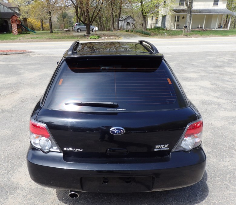 2006 Subaru Impreza Wagon WRX Limited Manual, available for sale in Storrs, Connecticut | Eagleville Motors. Storrs, Connecticut