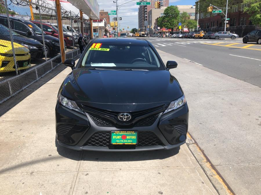 2018 Toyota Camry SE Auto (Natl), available for sale in Jamaica, New York | Sylhet Motors Inc.. Jamaica, New York