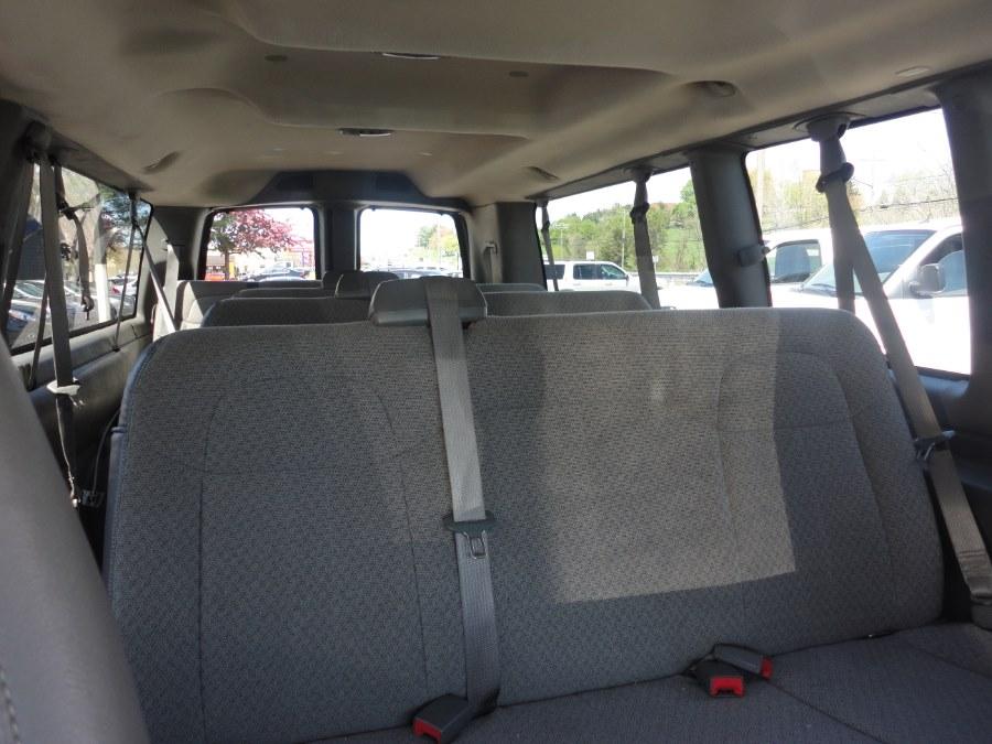 2014 Chevrolet Express Passenger RWD 3500 155