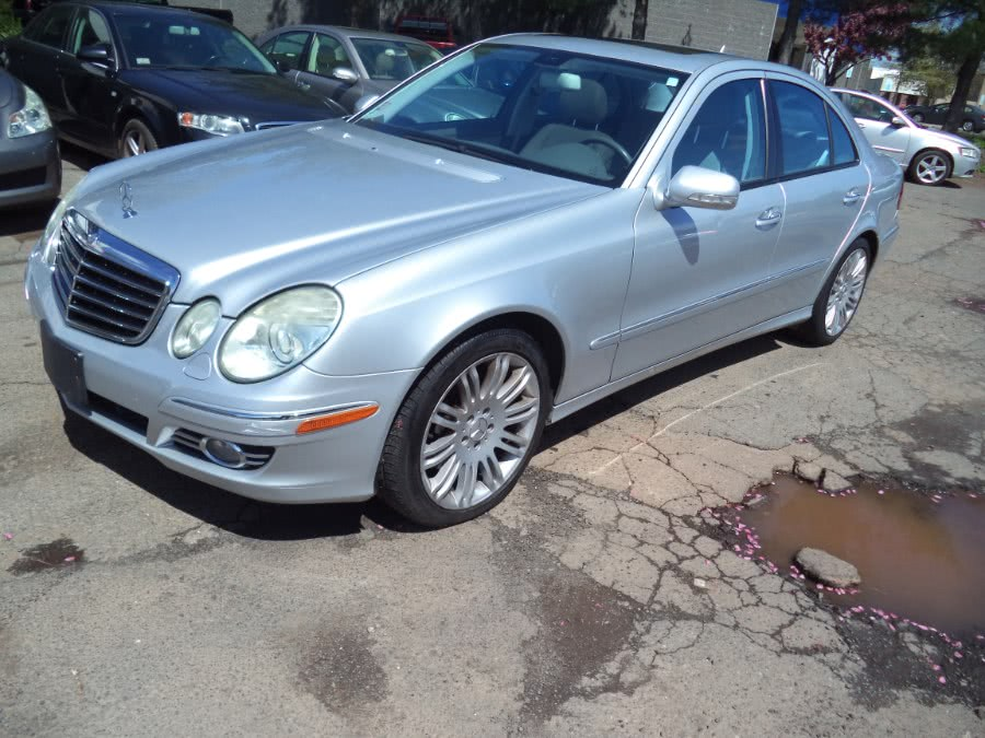Used Mercedes-Benz E-Class 4dr Sdn 3.5L 4MATIC 2007 | International Motorcars llc. Berlin, Connecticut