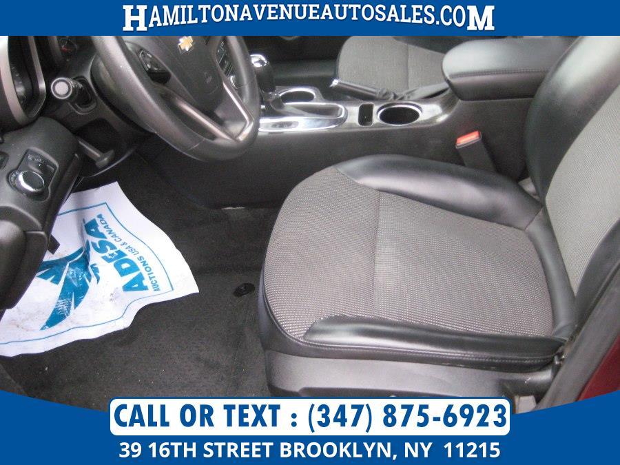 2015 Chevrolet Malibu 4dr Sdn LT w/1LT, available for sale in Brooklyn, New York | Hamilton Avenue Auto Sales DBA Nyautoauction.com. Brooklyn, New York