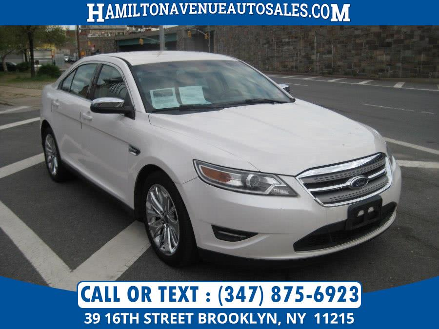 Used Ford Taurus 4dr Sdn Limited FWD 2011 | Hamilton Avenue Auto Sales DBA Nyautoauction.com. Brooklyn, New York