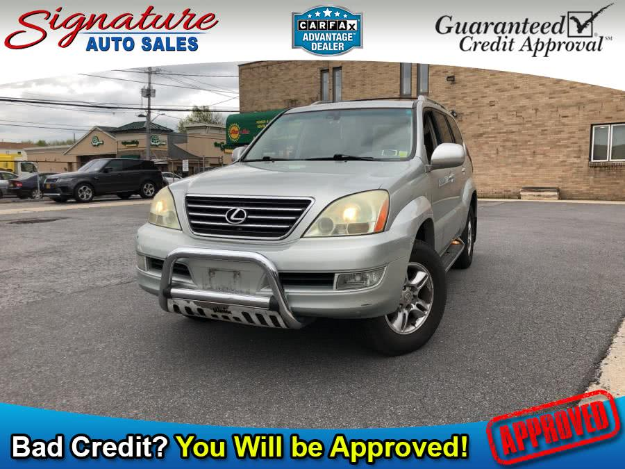2005 Lexus GX 470 4dr SUV 4WD, available for sale in Franklin Square, New York | Signature Auto Sales. Franklin Square, New York