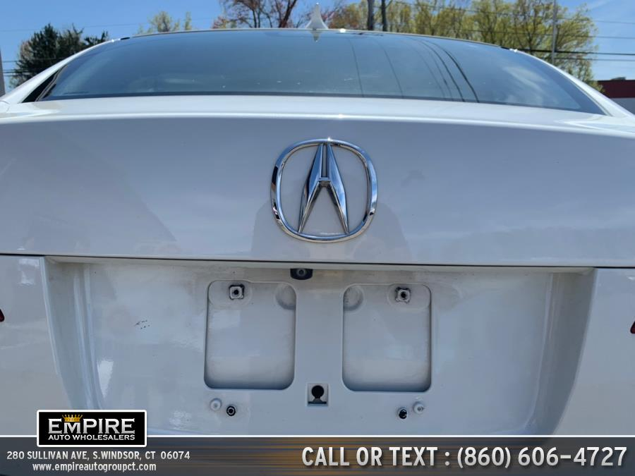 Used Acura ILX 4dr Sdn 2.0L Premium Pkg 2014   Empire Auto Wholesalers. S.Windsor, Connecticut