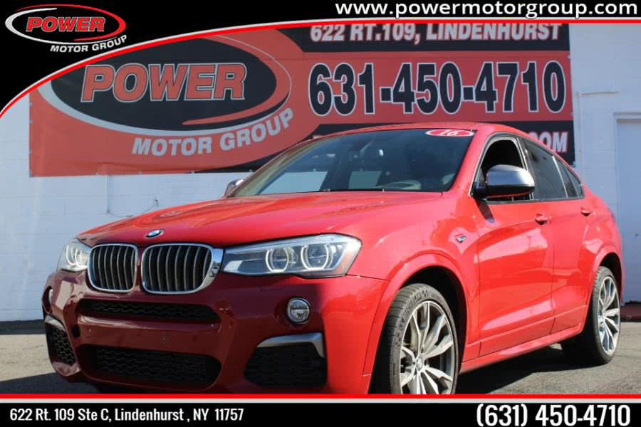 Used 2016 BMW X4 in Lindenhurst , New York | Power Motor Group. Lindenhurst , New York