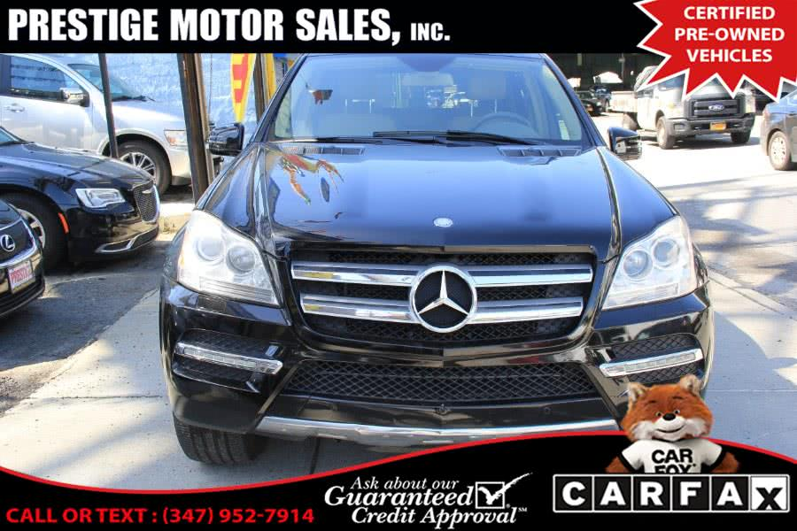 Used 2011 Mercedes-Benz GL-Class in Brooklyn, New York | Prestige Motor Sales Inc. Brooklyn, New York