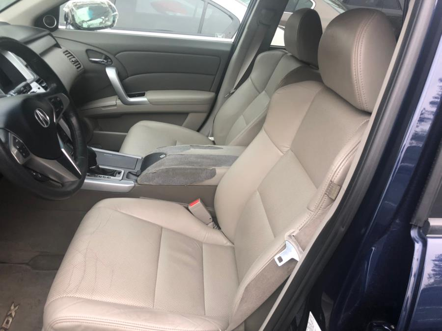 2009 Acura RDX AWD 4dr, available for sale in New Britain, Connecticut   Central Auto Sales & Service. New Britain, Connecticut