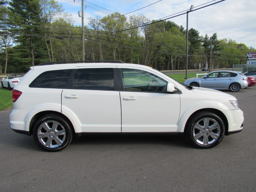2012 Dodge Journey FWD 4dr SXT, available for sale in South Windsor, Connecticut | Mike And Tony Auto Sales, Inc. South Windsor, Connecticut