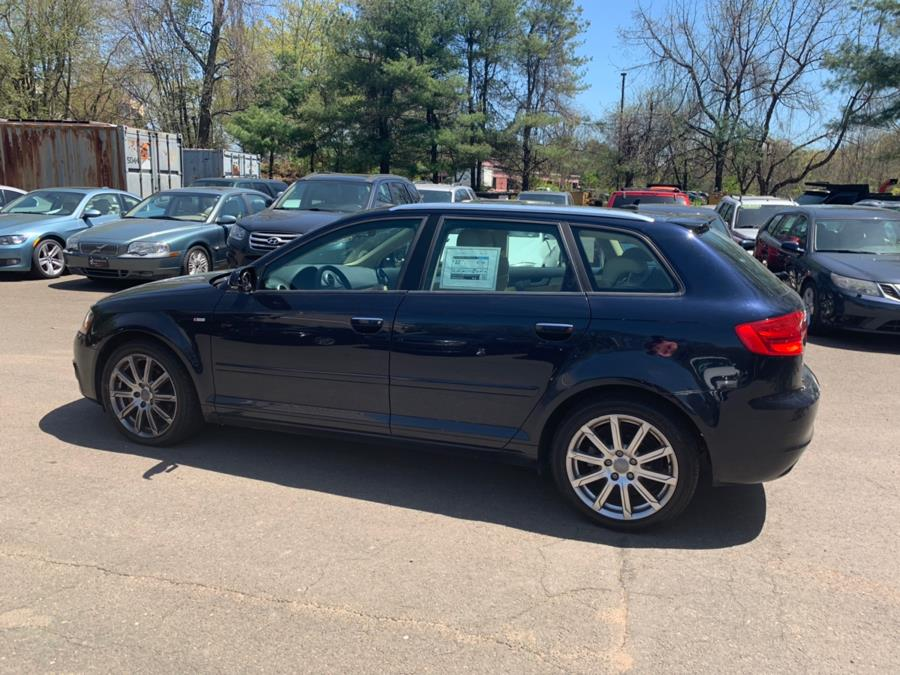 2011 Audi A3 4dr HB S tronic FrontTrak 2.0 TDI Premium Plus, available for sale in Cheshire, Connecticut | Automotive Edge. Cheshire, Connecticut