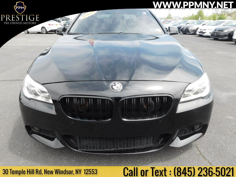 2011 BMW 5 Series 4dr Sdn 550i xDrive AWD, available for sale in New Windsor, New York | Prestige Pre-Owned Motors Inc. New Windsor, New York