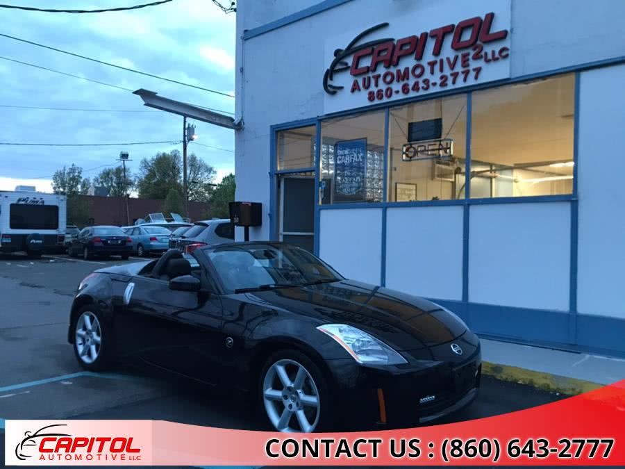 Used 2004 Nissan 350Z in Manchester, Connecticut | Capitol Automotive 2 LLC. Manchester, Connecticut