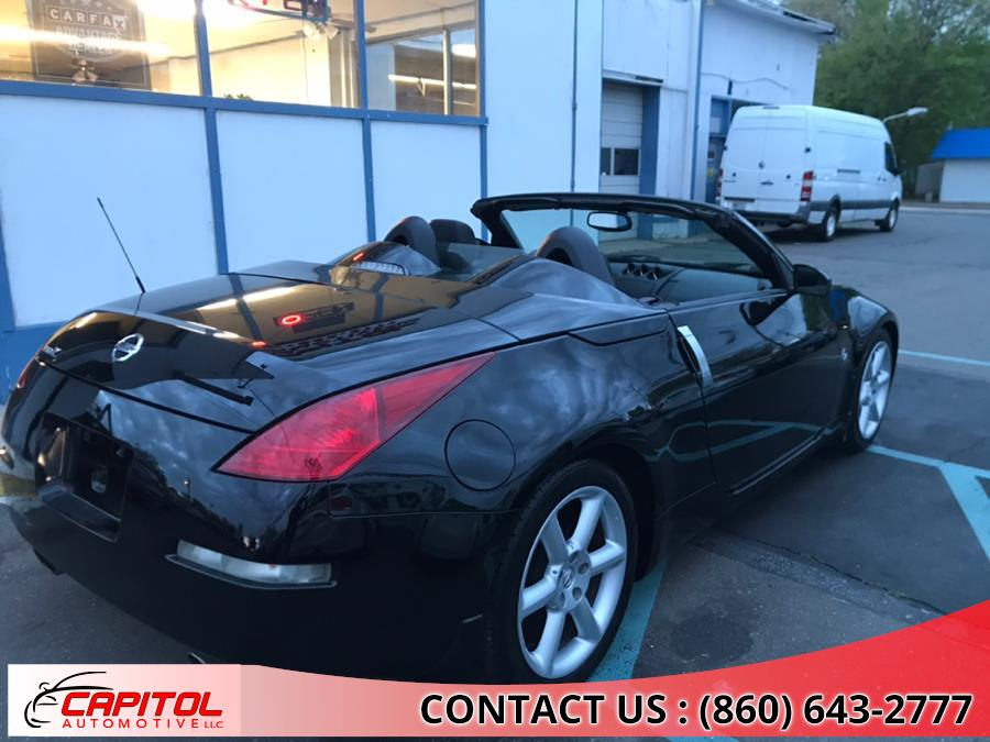 2004 Nissan 350Z 2dr Roadster Touring Auto, available for sale in Manchester, Connecticut | Capitol Automotive 2 LLC. Manchester, Connecticut