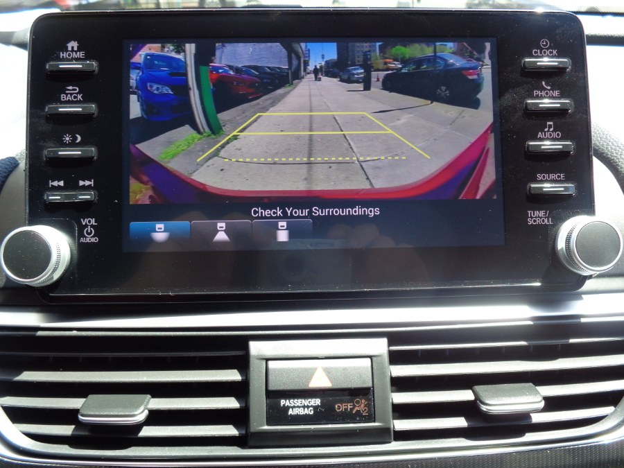 2018 Honda Accord Sedan Sport Camera Bluetooth BSM Satellite, available for sale in Jamaica, New York | Top Speed Motors LLC. Jamaica, New York