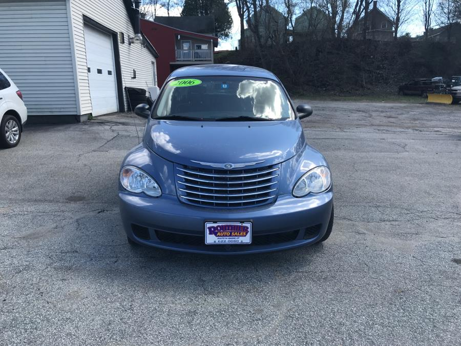 Used Chrysler PT Cruiser 4dr Wgn 2006 | Routhier Auto Center. Barre, Vermont