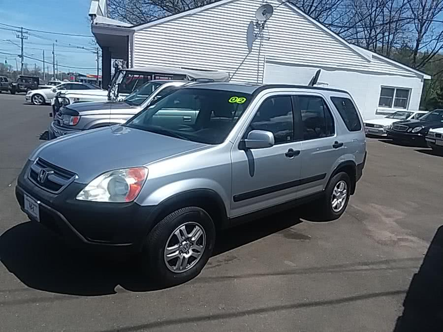 2002 Honda CR-V 4WD EX Auto, available for sale in Wallingford, Connecticut | Vertucci Automotive Inc. Wallingford, Connecticut