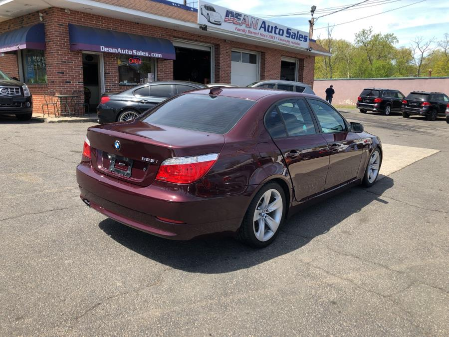 2009 BMW 5 Series 4dr Sdn 528i RWD, available for sale in W Springfield, Massachusetts | Dean Auto Sales. W Springfield, Massachusetts