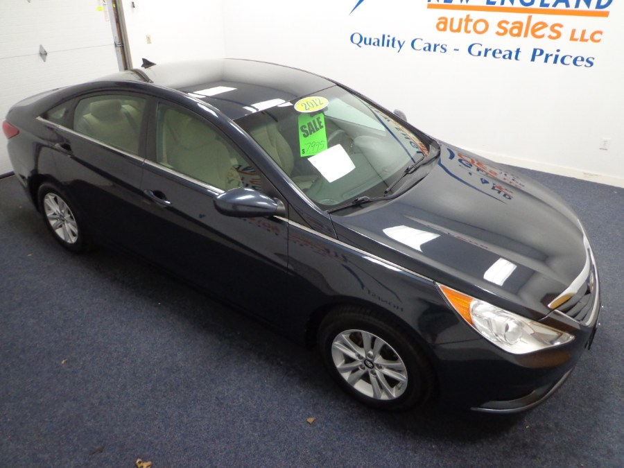 2012 Hyundai Sonata 4dr Sdn 2.4L Auto SE, available for sale in Plainville, Connecticut | New England Auto Sales LLC. Plainville, Connecticut