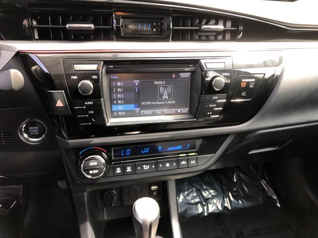 2016 Toyota Corolla S w/Special Edition Pkg, available for sale in Forestville, Maryland   Valentine Motor Company. Forestville, Maryland