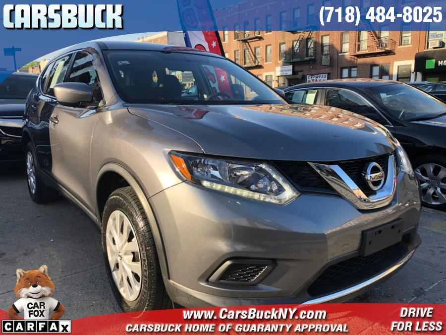 2016 Nissan Rogue AWD 4dr SV, available for sale in Brooklyn, New York | Carsbuck Inc.. Brooklyn, New York