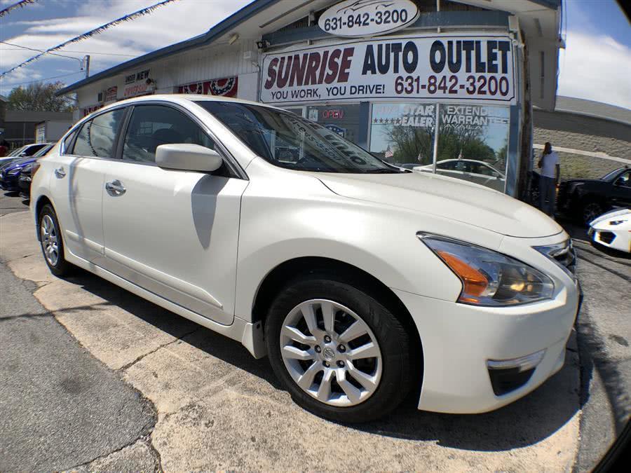 Used 2015 Nissan Altima in Amityville, New York | Sunrise Auto Outlet. Amityville, New York