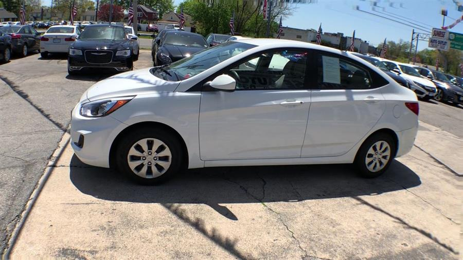 2017 Hyundai Accent SE Sedan Auto, available for sale in Amityville, New York | Sunrise Auto Outlet. Amityville, New York