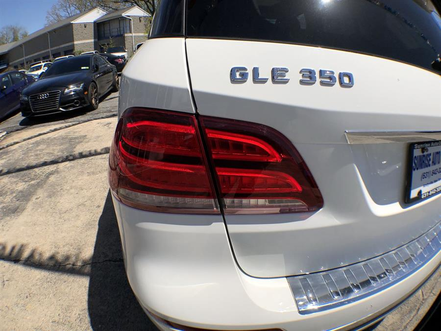 Used Mercedes-Benz GLE 4MATIC 4dr GLE 350 2016 | Hillside Auto Mall Inc.. Jamaica, New York