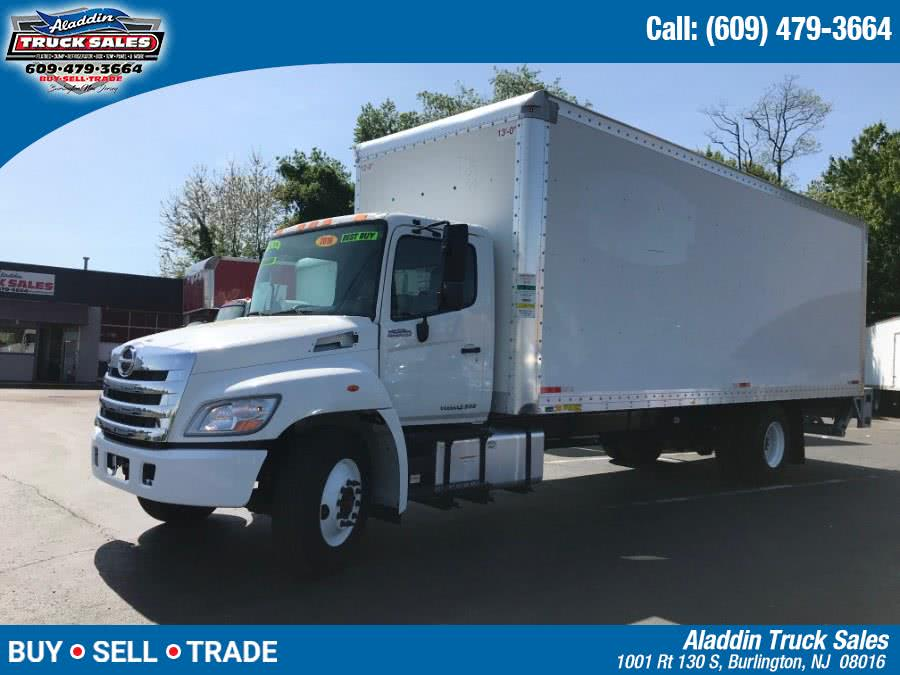Used 2016 Hino 268 in Burlington, New Jersey | Aladdin Truck Sales. Burlington, New Jersey