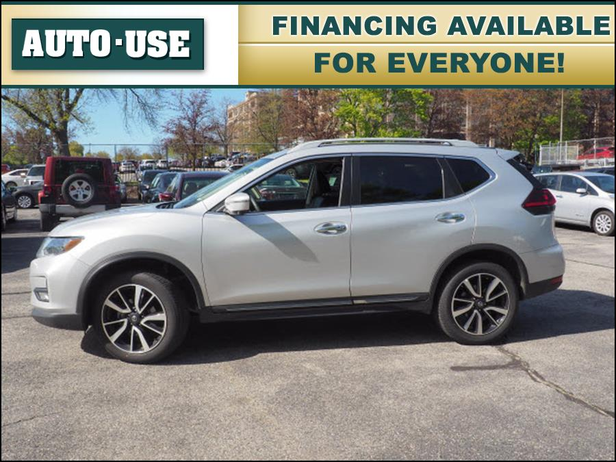 2019 Nissan Rogue SL, available for sale in Andover, Massachusetts | Autouse. Andover, Massachusetts