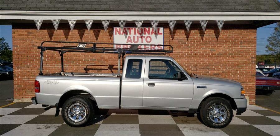 2009 Ford Ranger 4WD 4dr SuperCab  XLT, available for sale in Waterbury, Connecticut | National Auto Brokers, Inc.. Waterbury, Connecticut