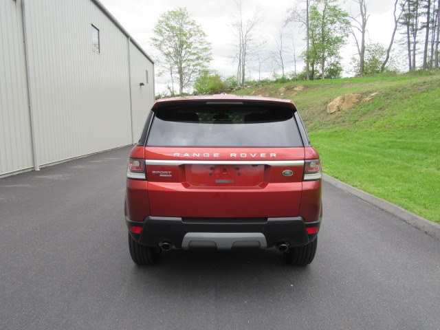 2014 Land Rover Range Rover Sport 4WD 4dr HSE, available for sale in Danbury, Connecticut | Performance Imports. Danbury, Connecticut