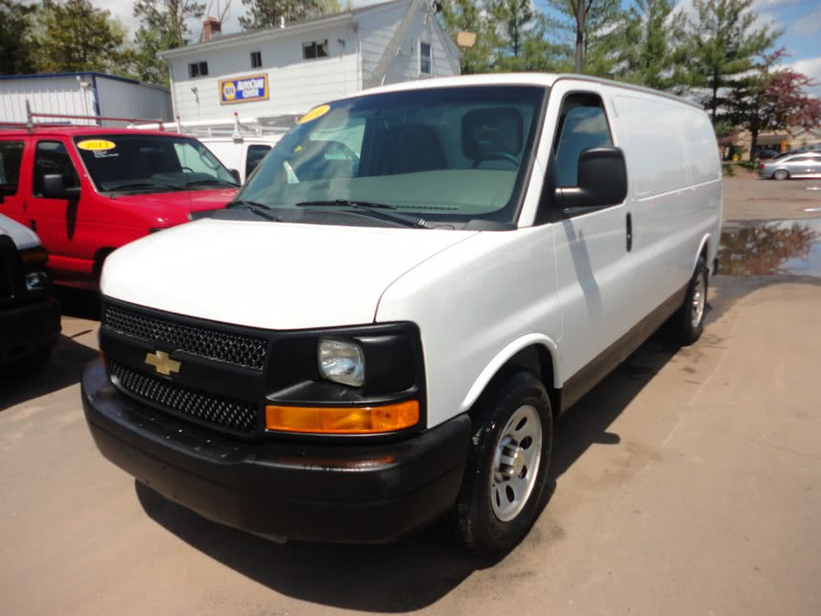 Used 2014 Chevrolet Express Cargo Van in Berlin, Connecticut | International Motorcars llc. Berlin, Connecticut