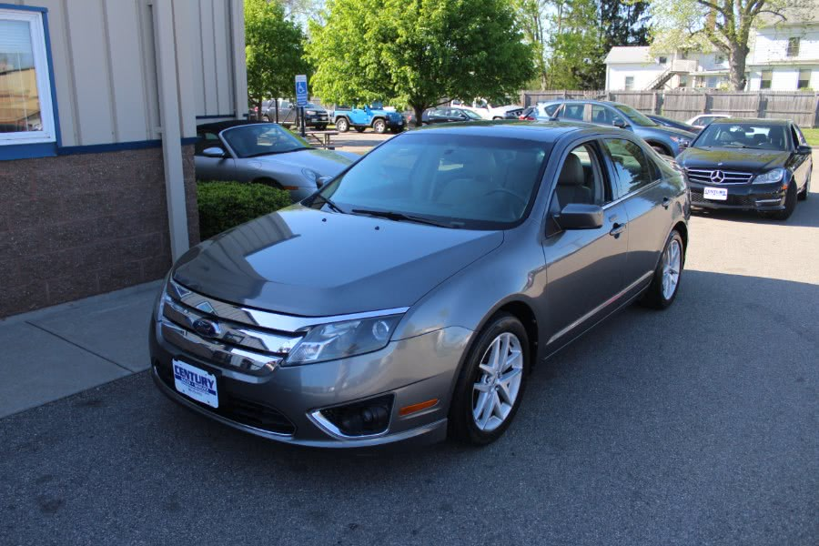 Used 2010 Ford Fusion in East Windsor, Connecticut | Century Auto And Truck. East Windsor, Connecticut