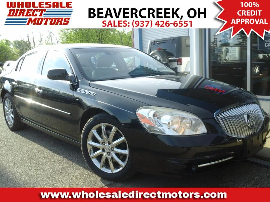 Used Buick Lucerne 4dr Sdn Super 1XS 2010 | Wholesale Direct Motors. Beavercreek, Ohio