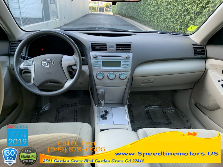 2007 Toyota Camry 4dr Sdn I4 Auto SE (Natl), available for sale in Garden Grove, California   Speedline Motors. Garden Grove, California